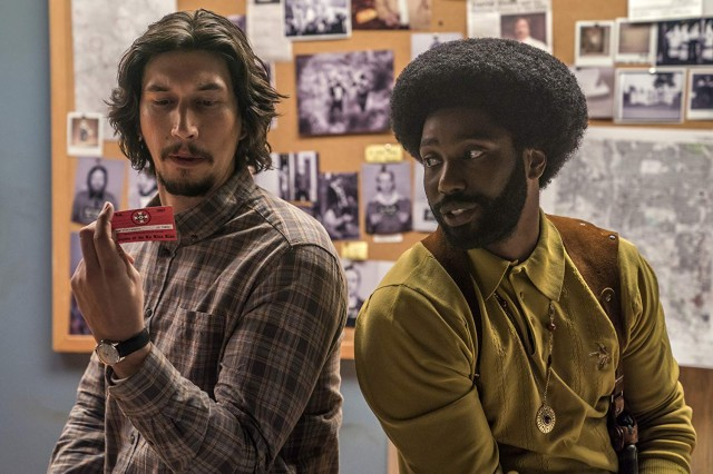 COSMOTE TV_BlackKklansman