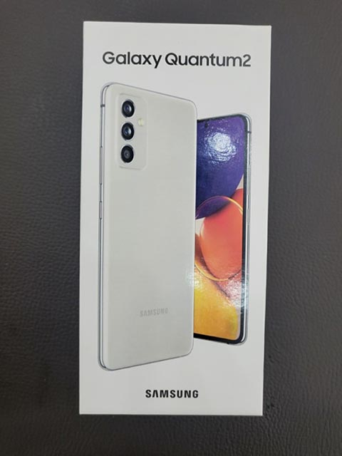 Samsung Quantum 2 A82 Global Live Images And More